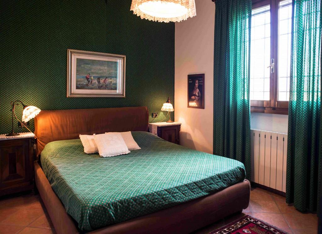 Casa di Caccia - Camera Verde -